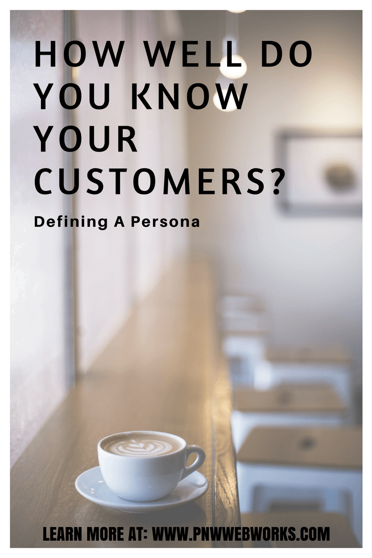 What do you actually know about your customers? In this post, we will cover making personas to define your ideal customer.