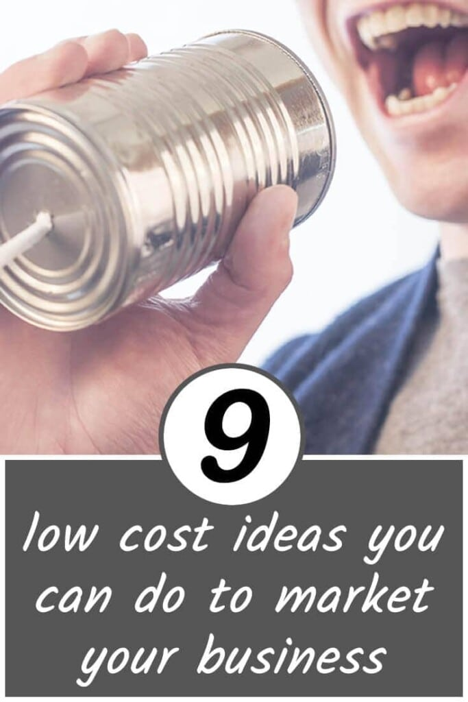 9 low cost ideas for growing your business