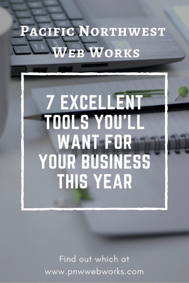 7 excellent tools you'll want for your business this year