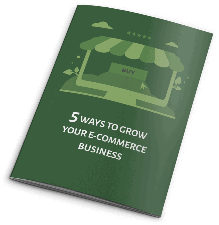5 Ways To Grow Your E-Commerce Business