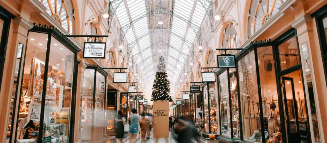 Holiday Shopping Frenzy